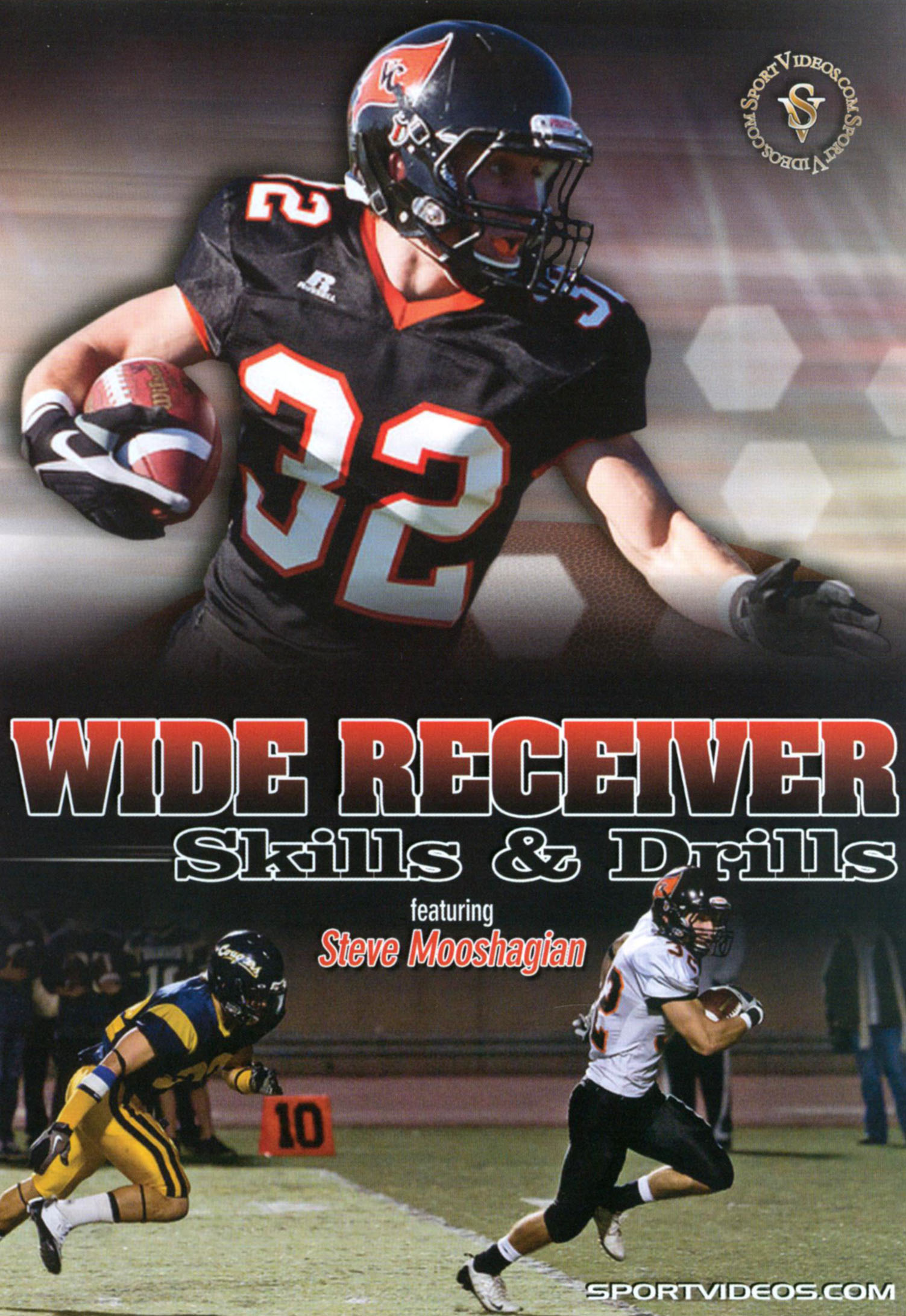 Wide Receiver Skills & Drills