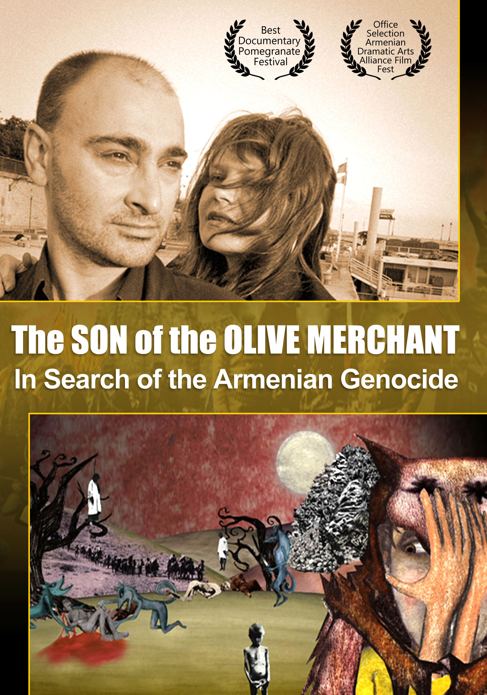 The Son of the Olive Merchant: In Search of the Armenian Genocide