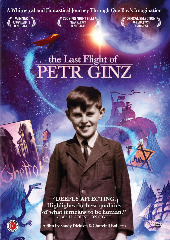The Last Flight of Petr Ginz