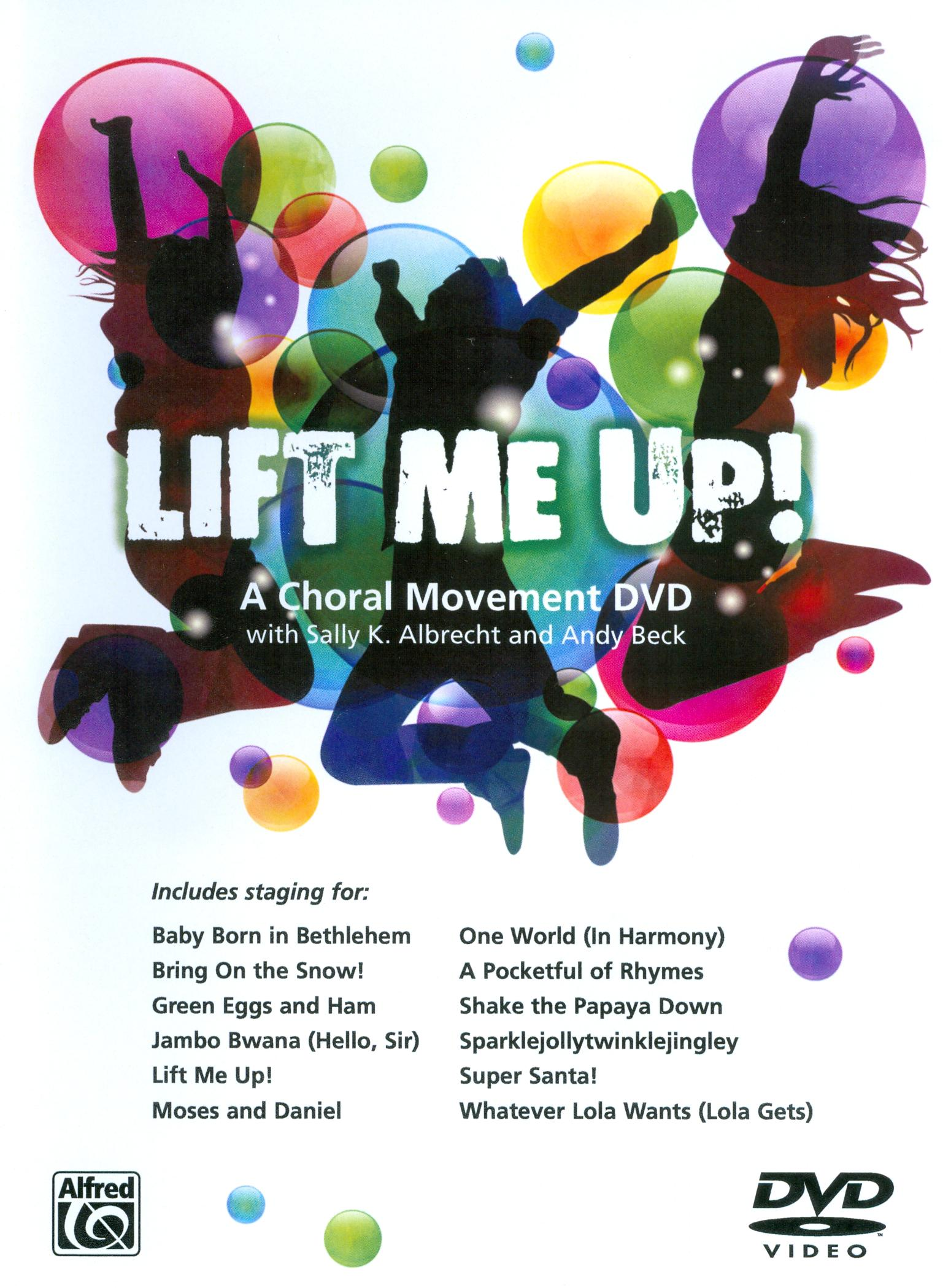 Lift Me Up! A Choral Movement