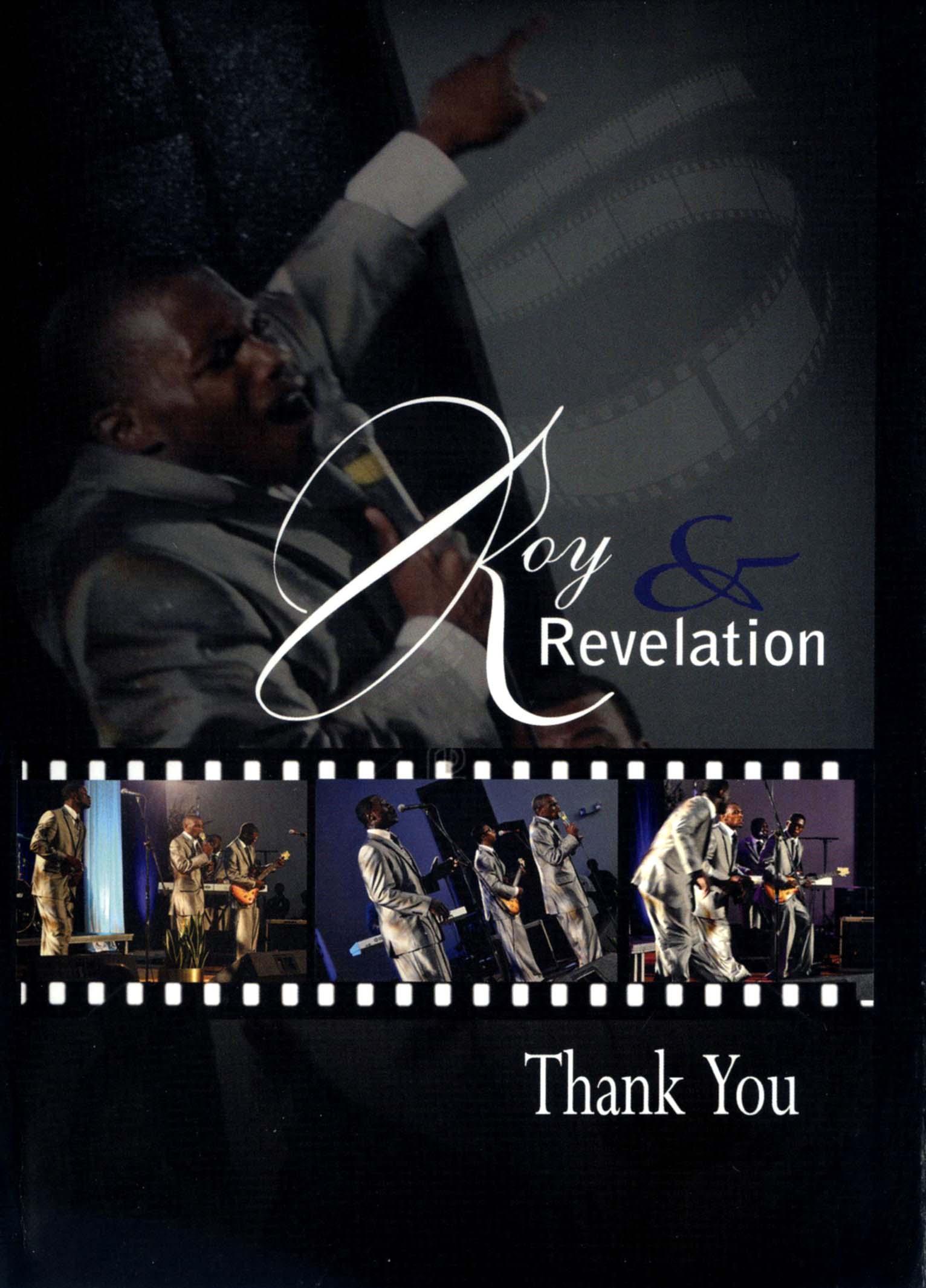 Roy & Revelation: Thank You