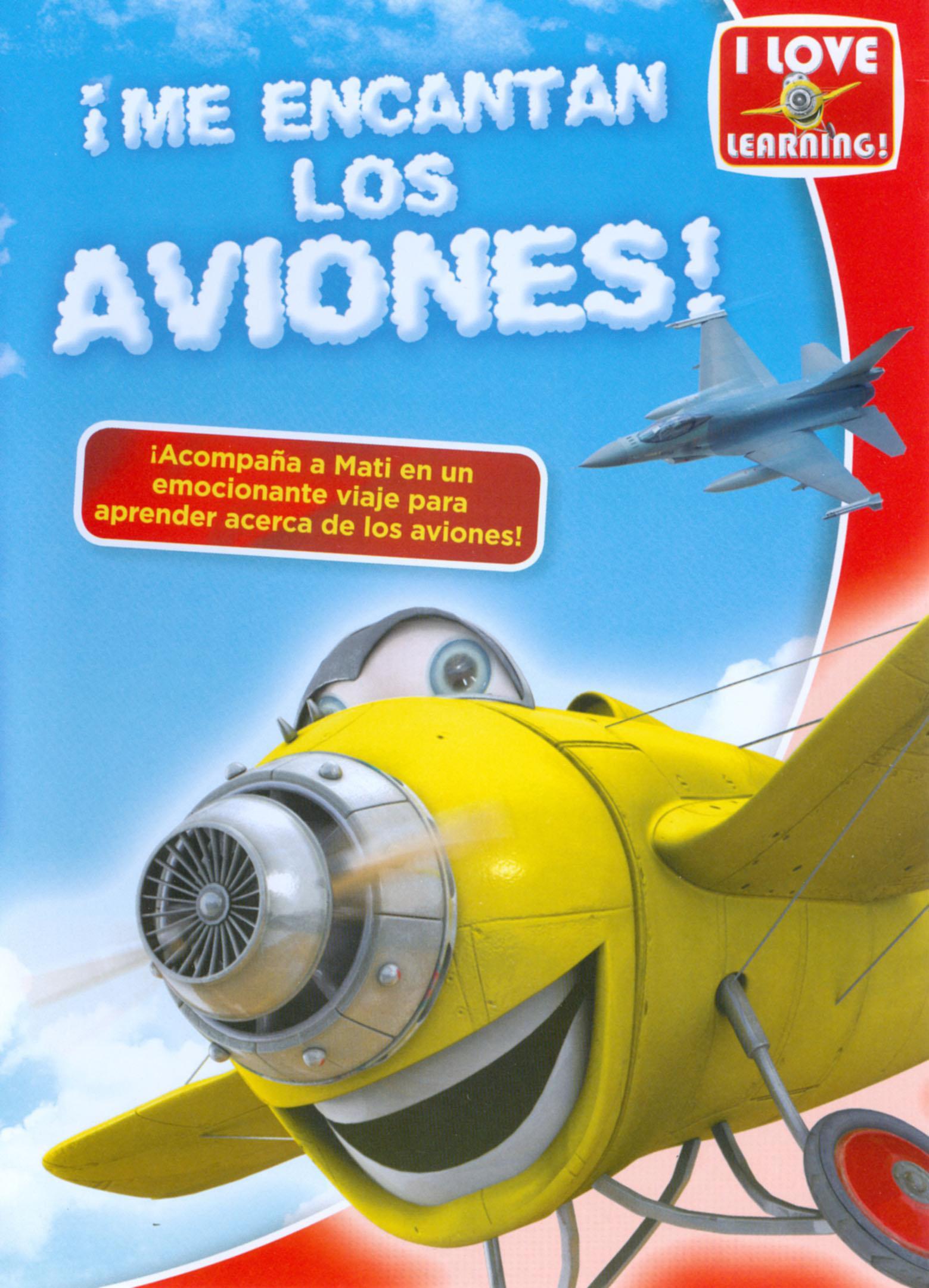 Me Encantan a los Aviones!