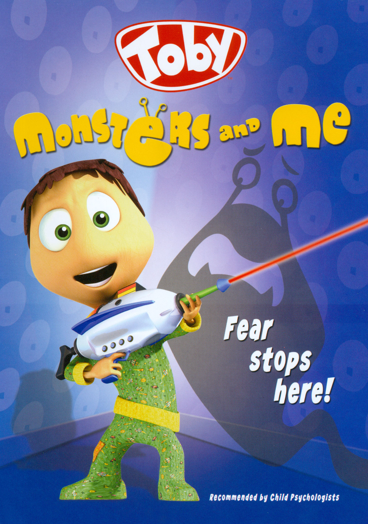 Toby: Monsters and Me