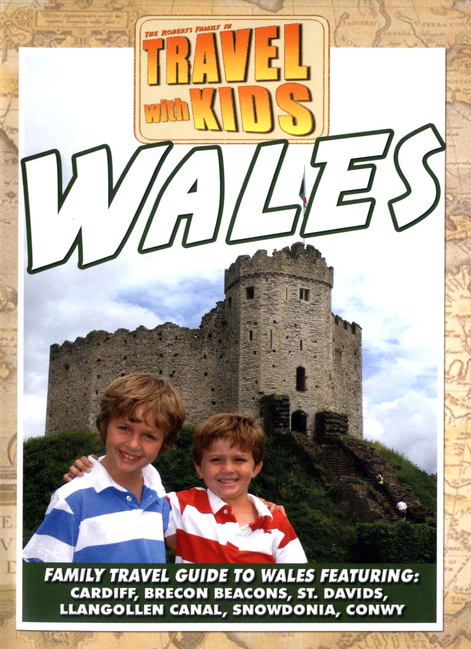 Travel with Kids: Wales