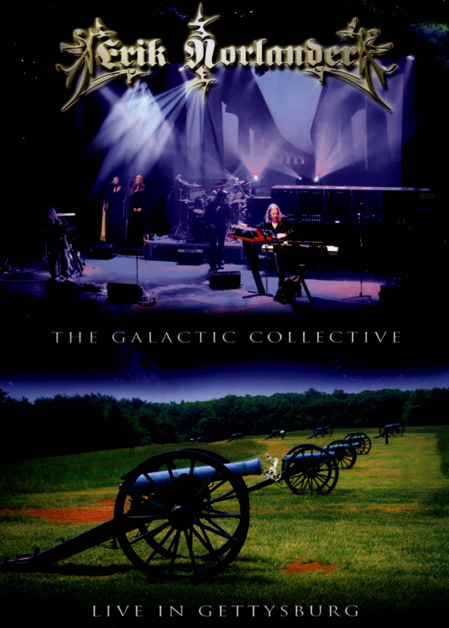 Erik Norlander: The Galactic Collective - Live in Gettysburg