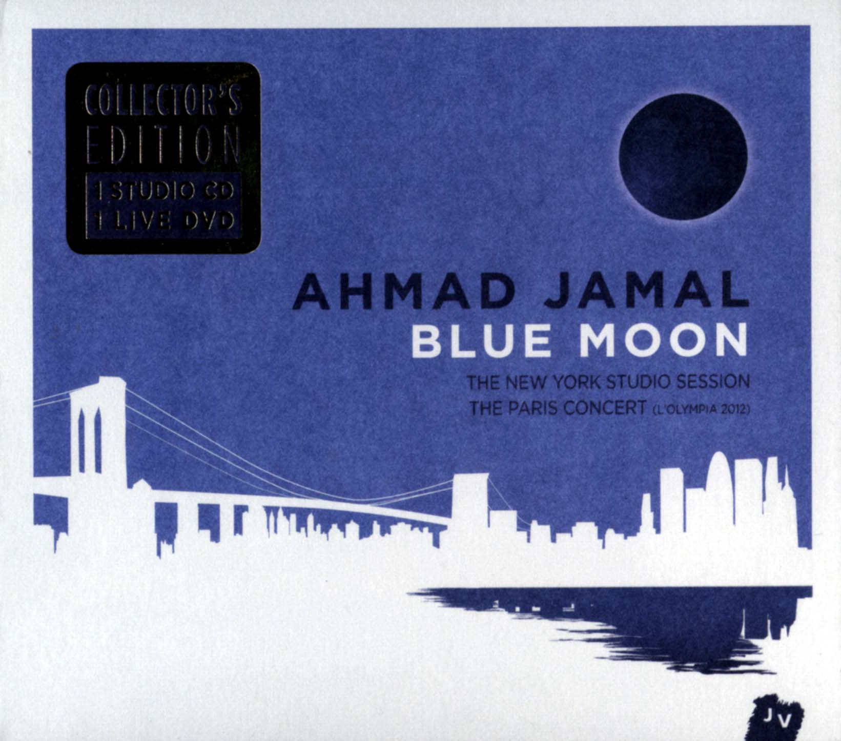 Ahmad Jamal: Blue Moon - The Paris Concert (L'Olympia 2012)