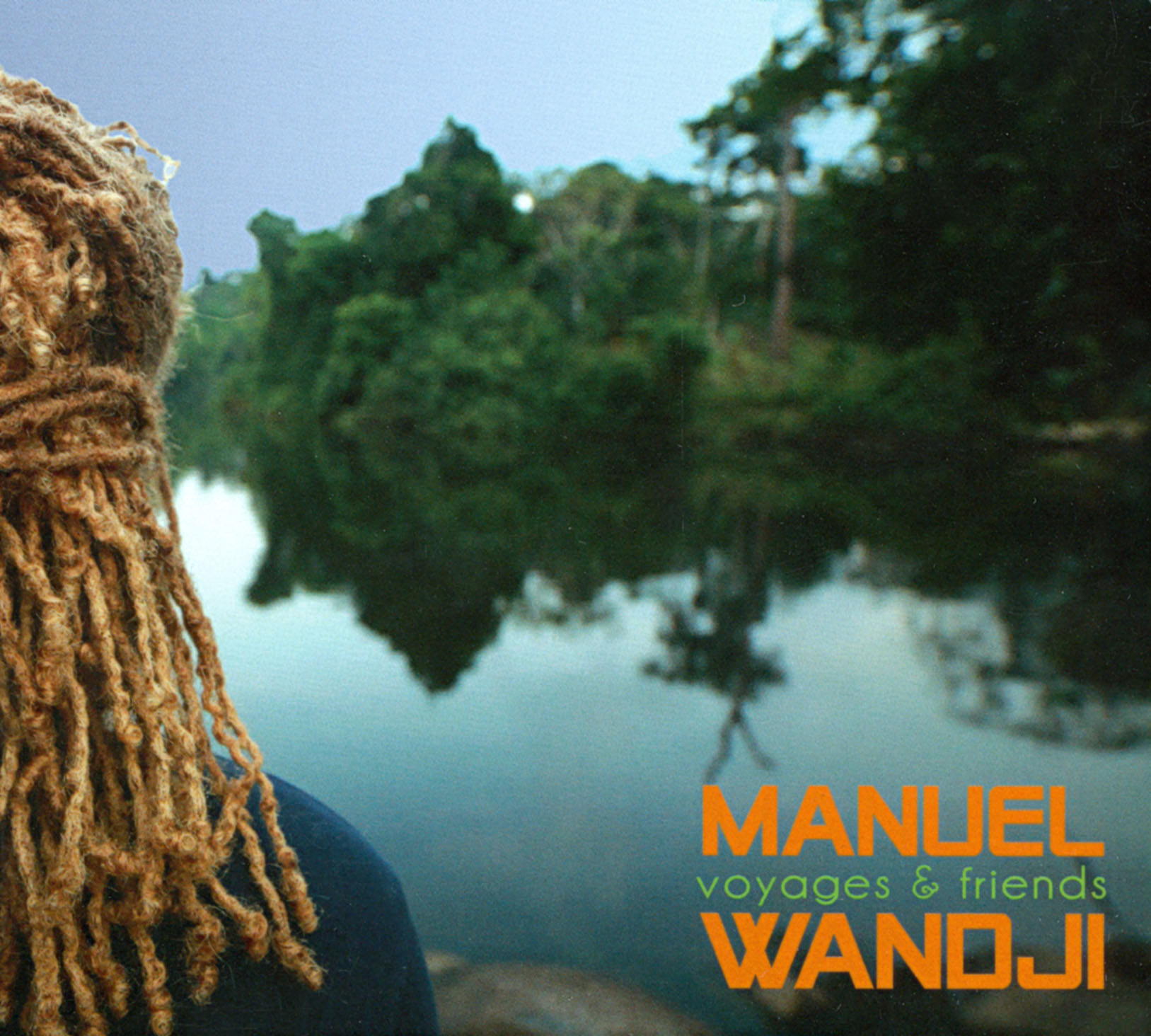 Manuel Wandji: Live at Morteau Theater in France in 2010
