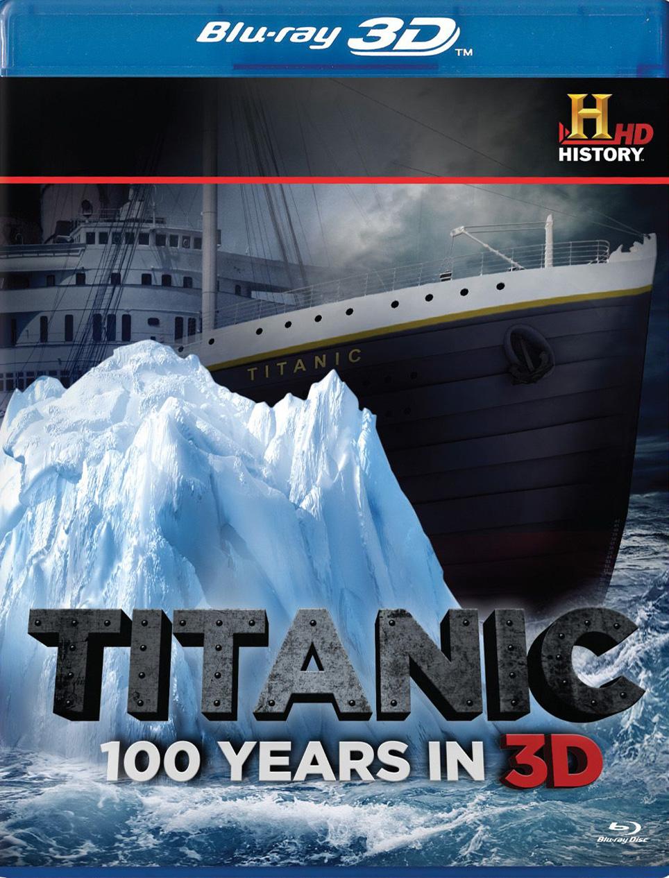 Titanic: 100 Years in 3D