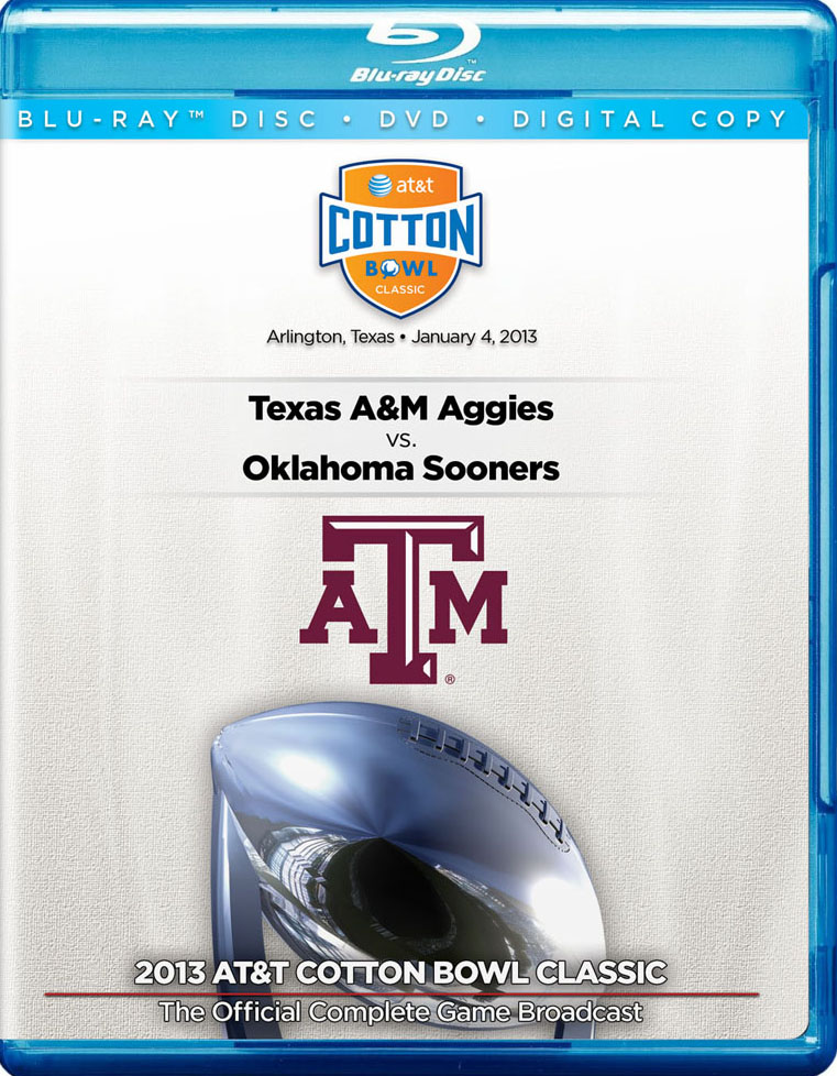 2013 AT&T Cotton Bowl