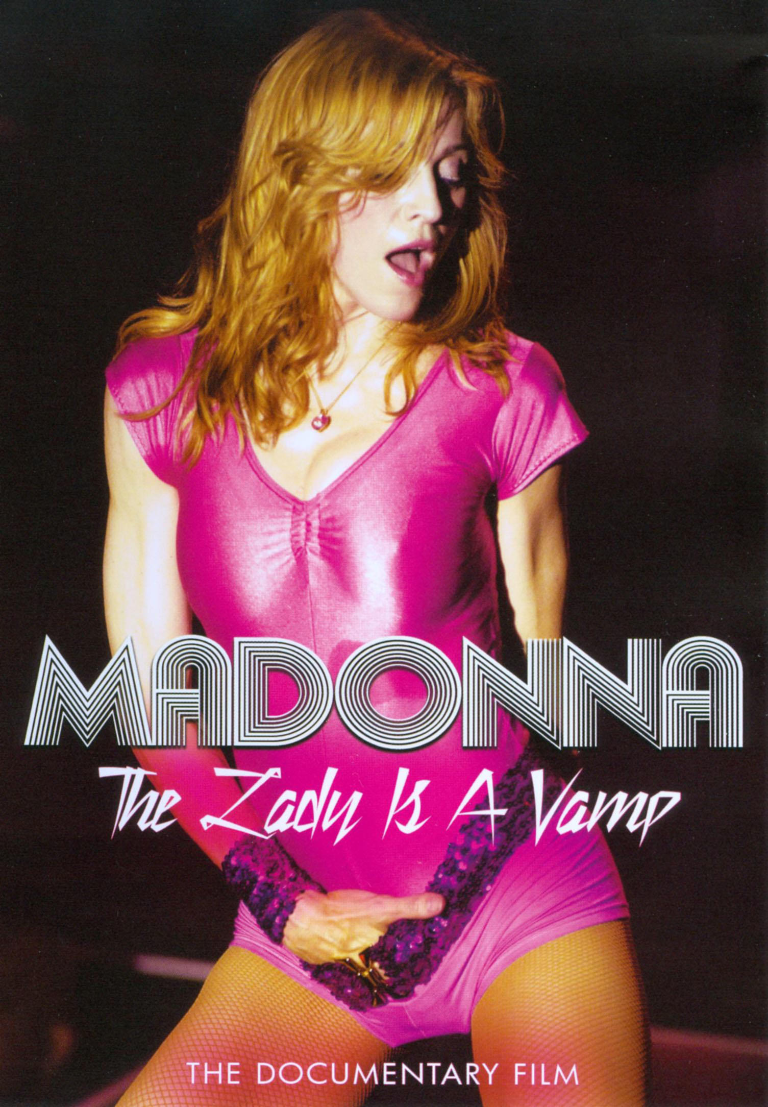 Madonna: The Lady is a Vamp