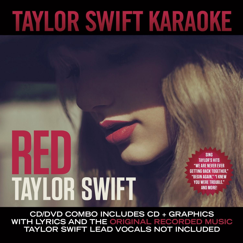 Taylor Swift: Red - Karaoke Edition