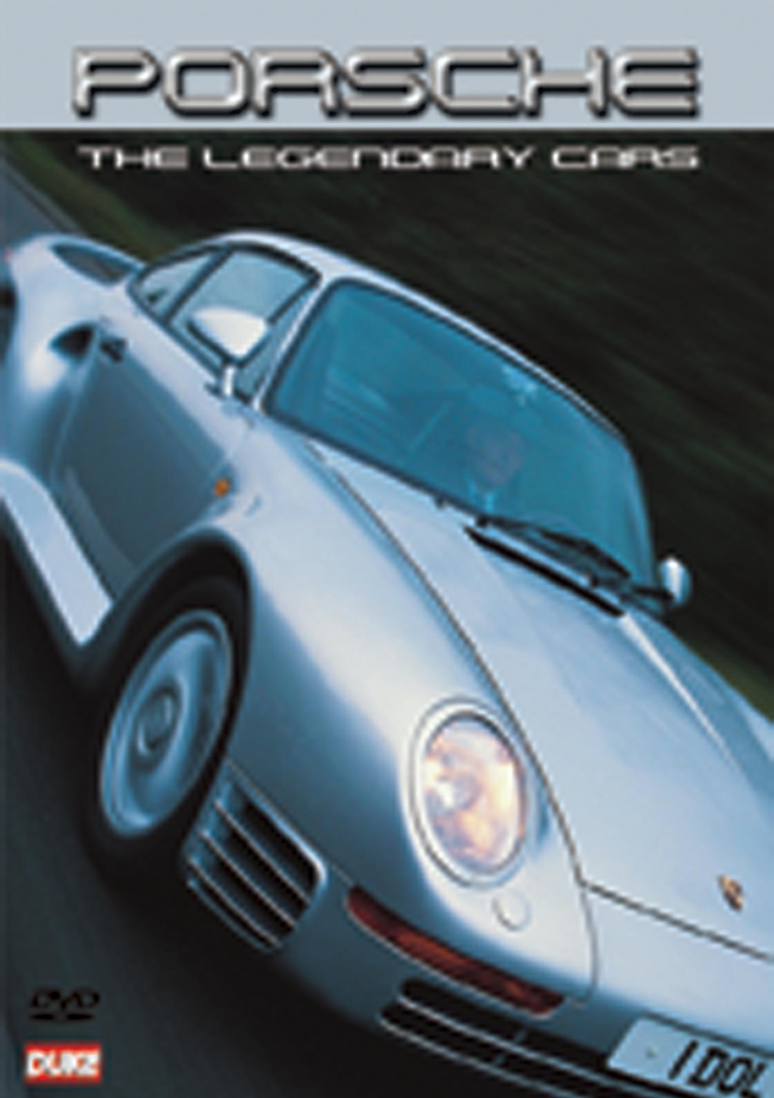 Porsche: The Legendary Cars