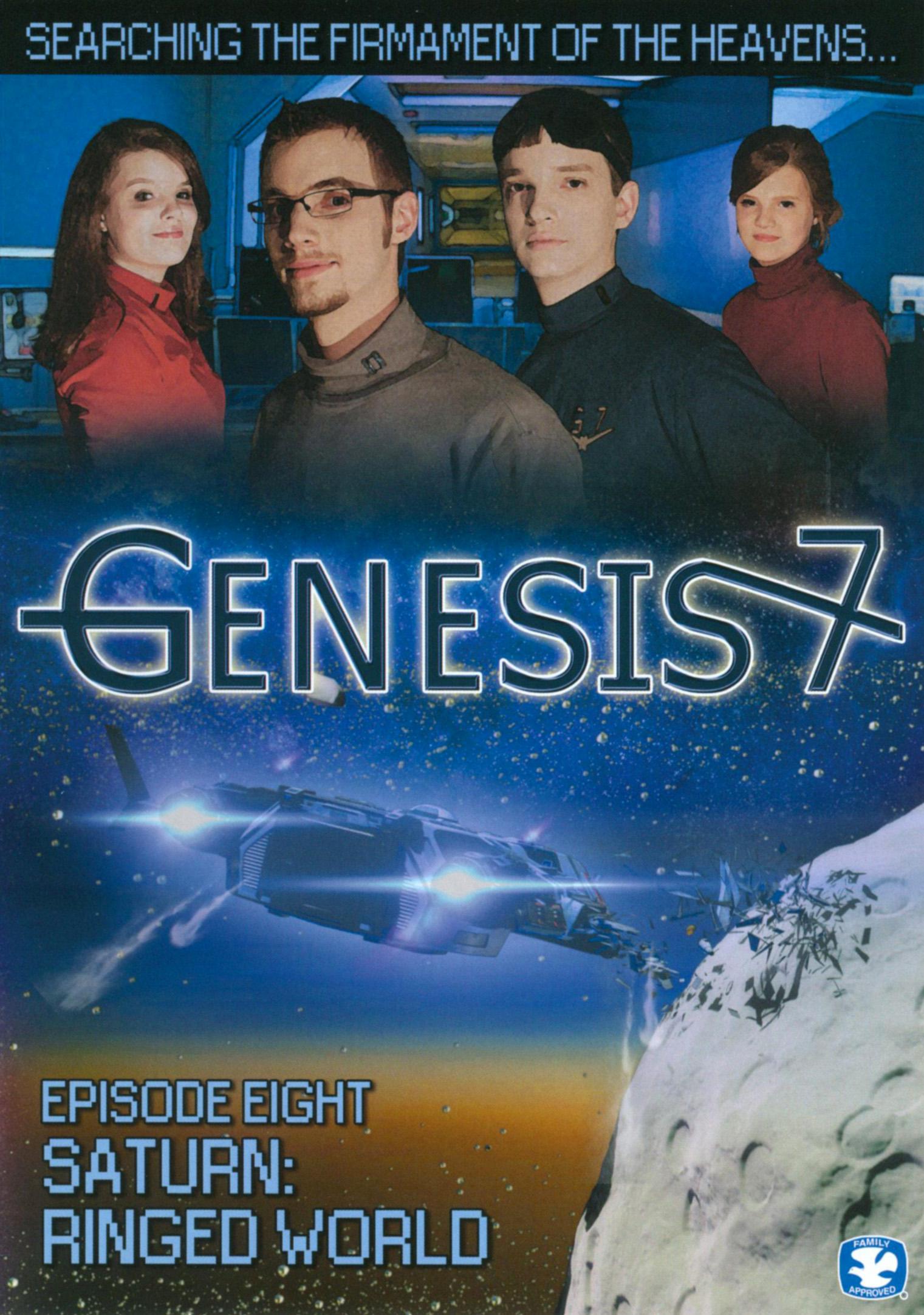 Genesis 7: Episode Eight - Saturn: Ringed World