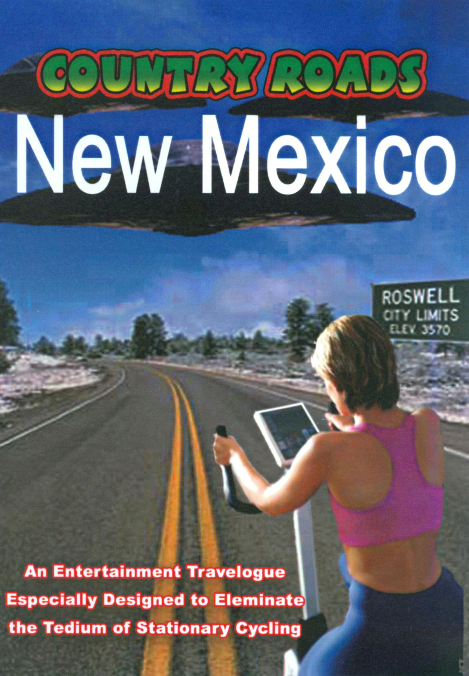 Country Roads: New Mexico