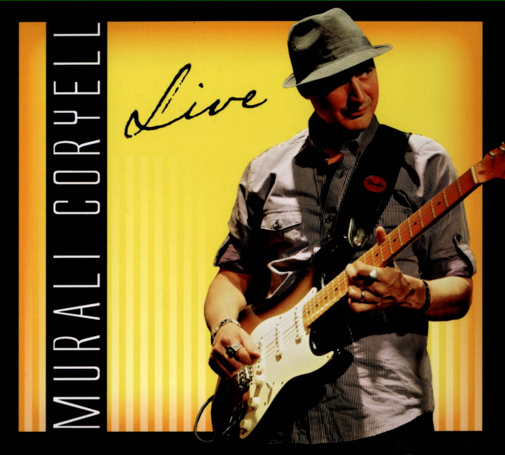 Murali Coryell: Live at Roots & Blues