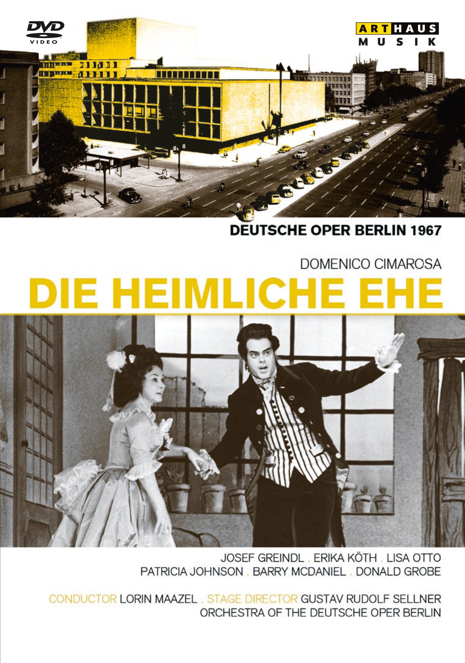 Die Heimliche Ehe (Deutsche Oper Berlin)
