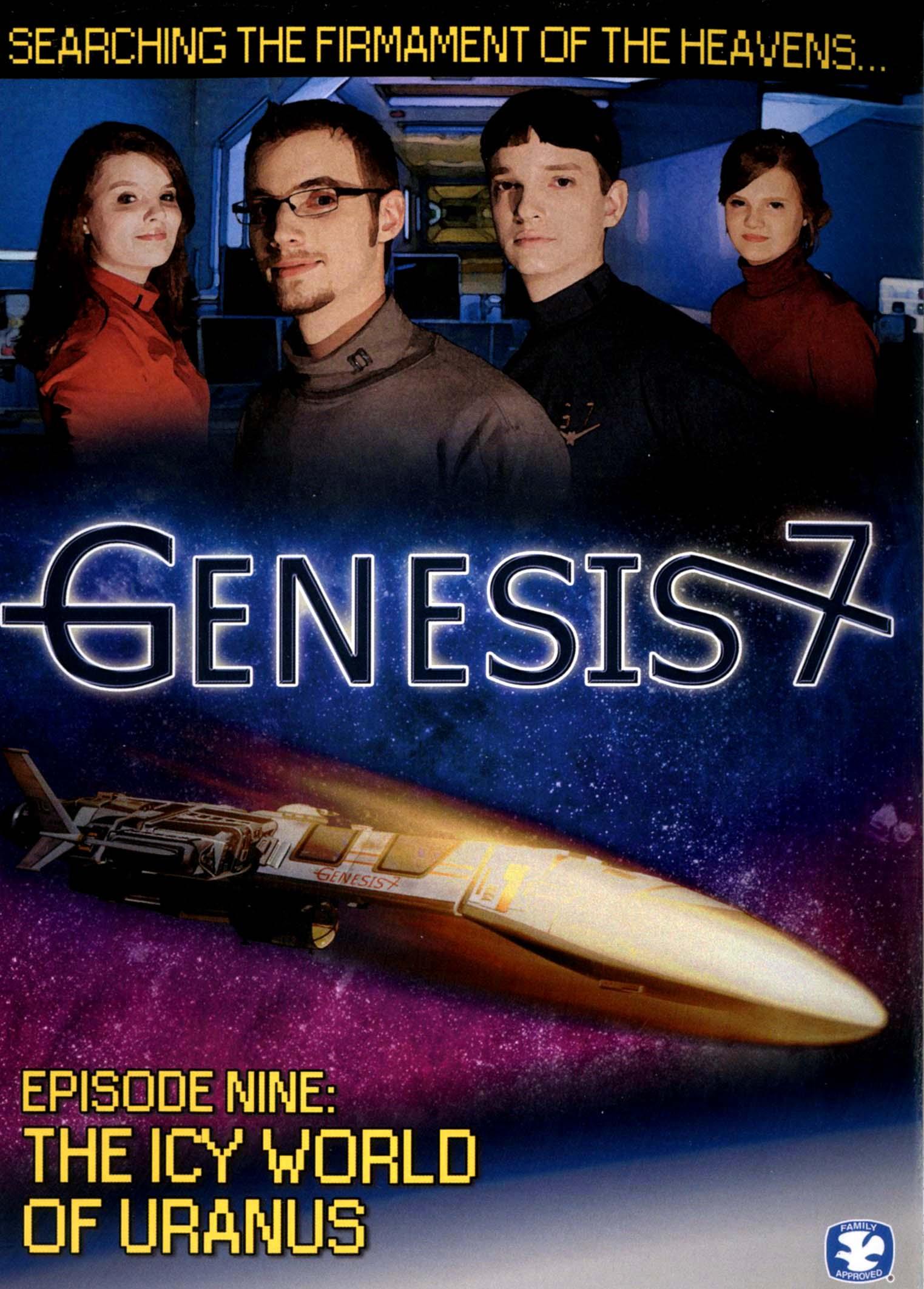 Genesis 7: Episode Nine - The Icy World of Uranus