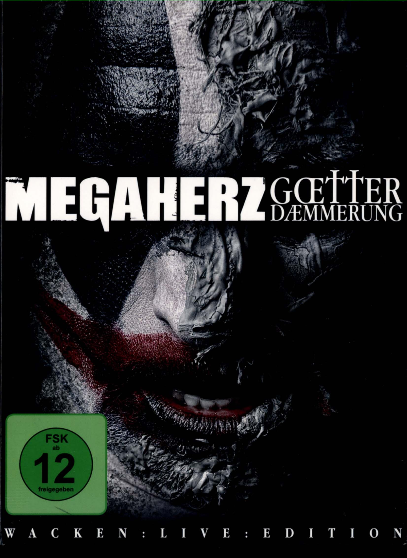 Megaherz: Goetter Daemmerung - Wacken: Live: Edition