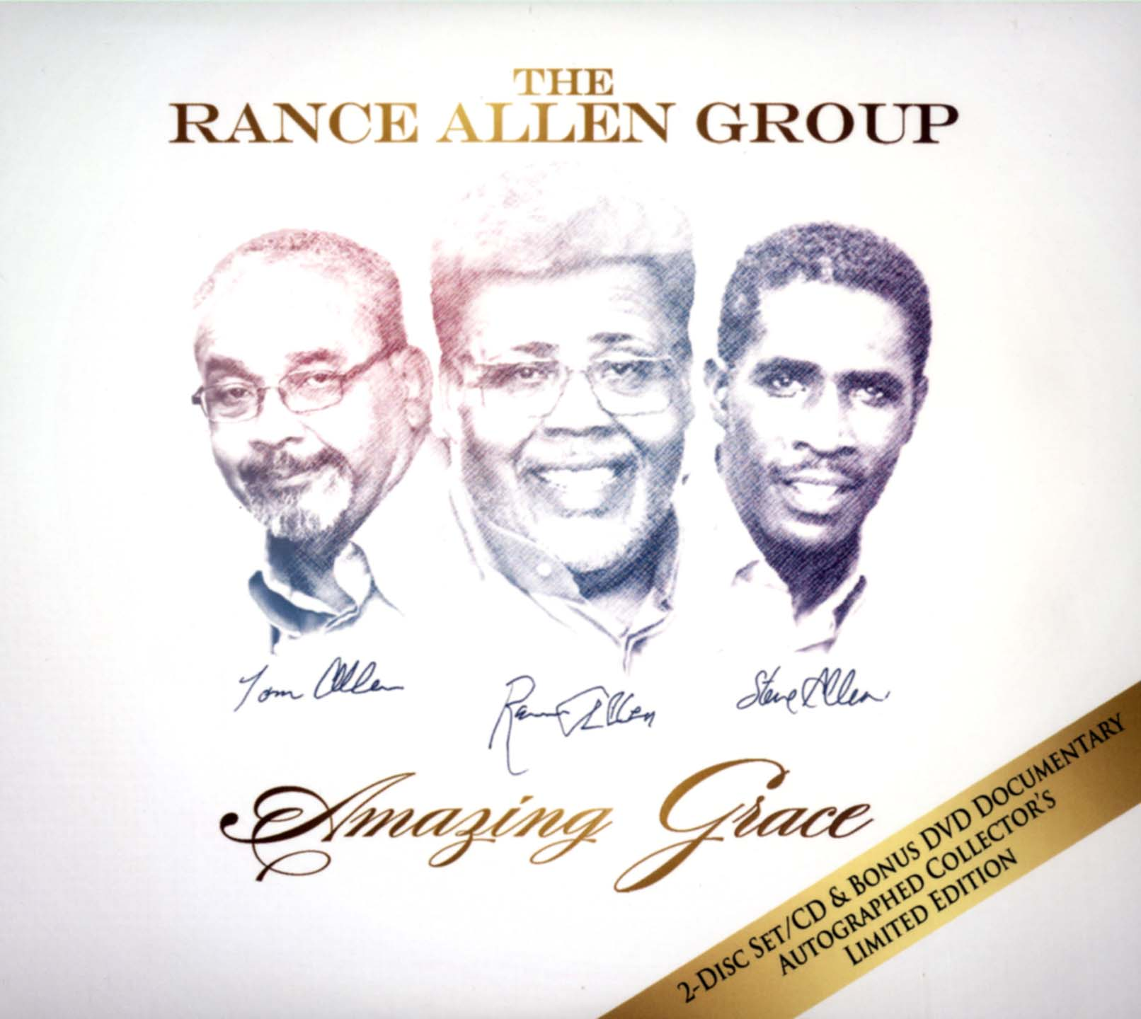 Music Majors: The Rance Allen Group - Collectors Edition