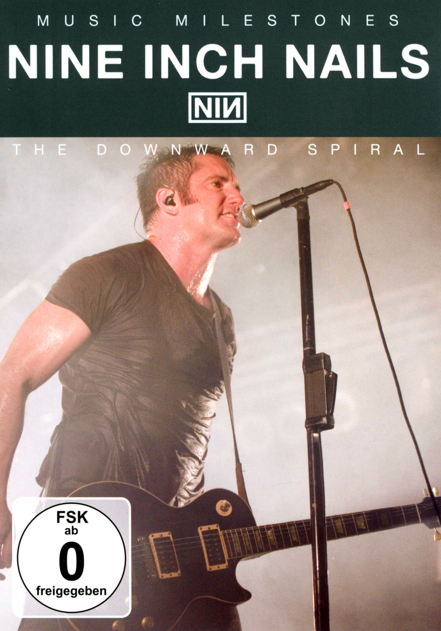 nine inch nails music milestones downward spiral 2011