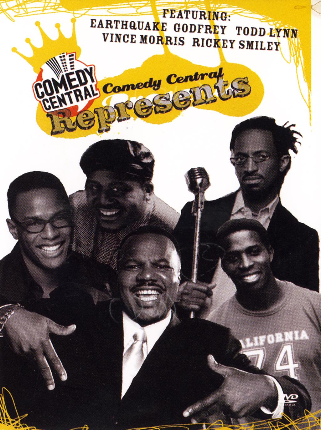 Comedy Central Represents