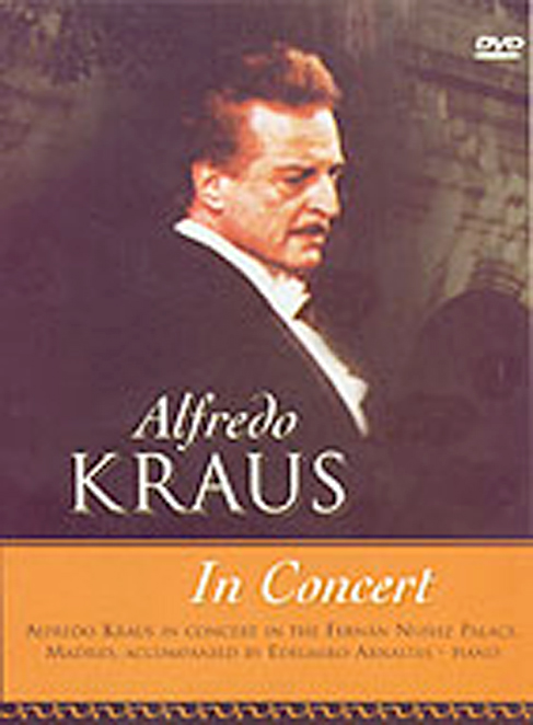 Alfredo Kraus in Concert in Fernan Nunez Palace