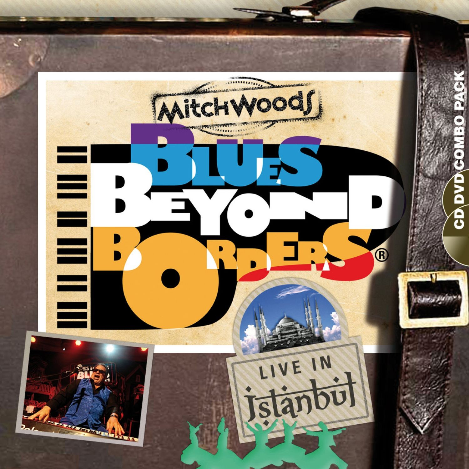 Mitch Woods: Blues Beyond Borders - Live in Istanbul