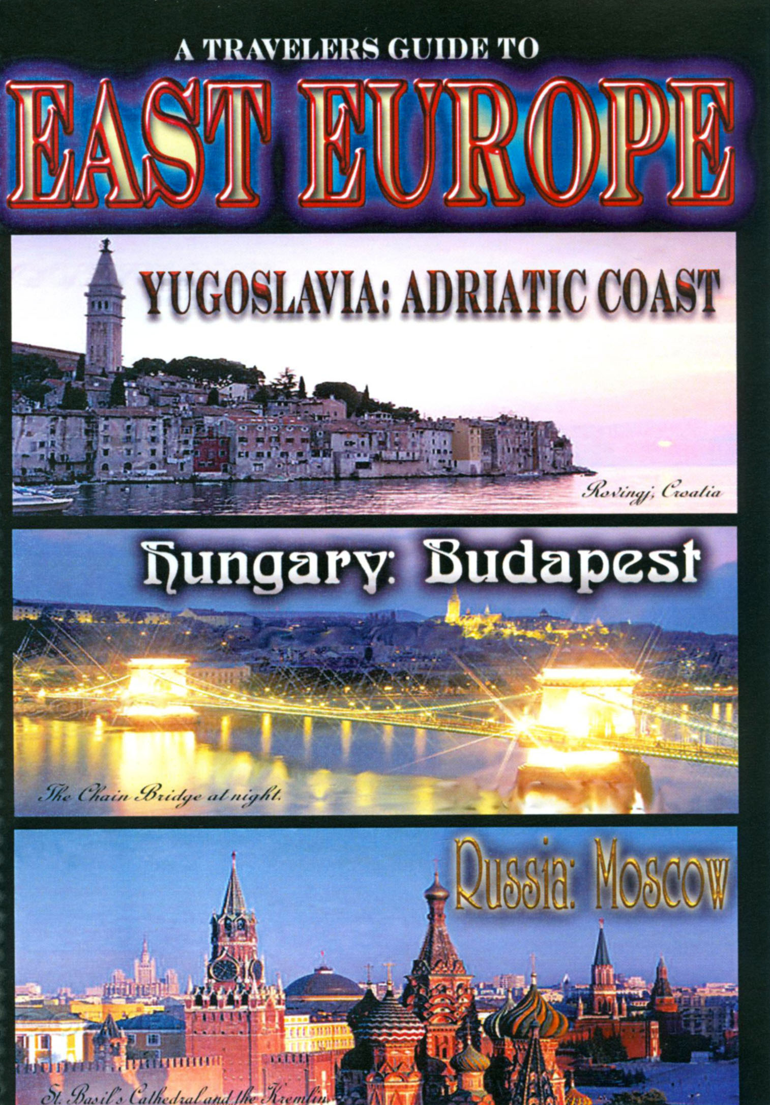 Travelers Guide to East Europe