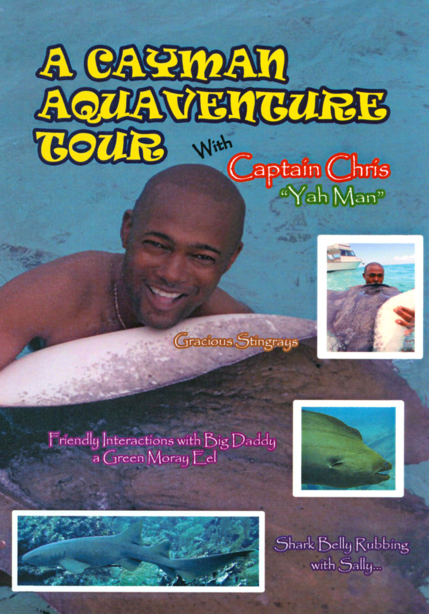 Cayman Aquaventure Tour