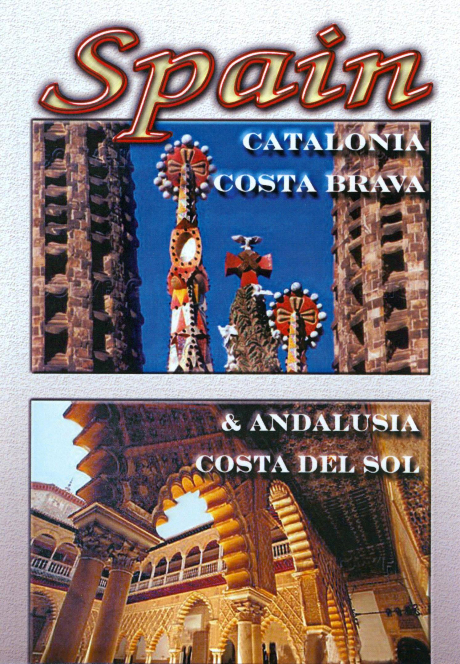 Traveller's Guide to Spain: Costa Brava & Costa Del Sol