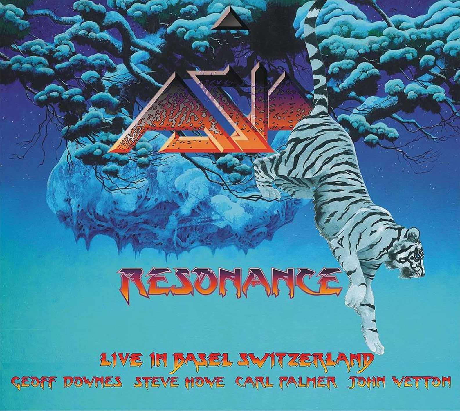 Asia: Resonance - The Omega Tour 2010