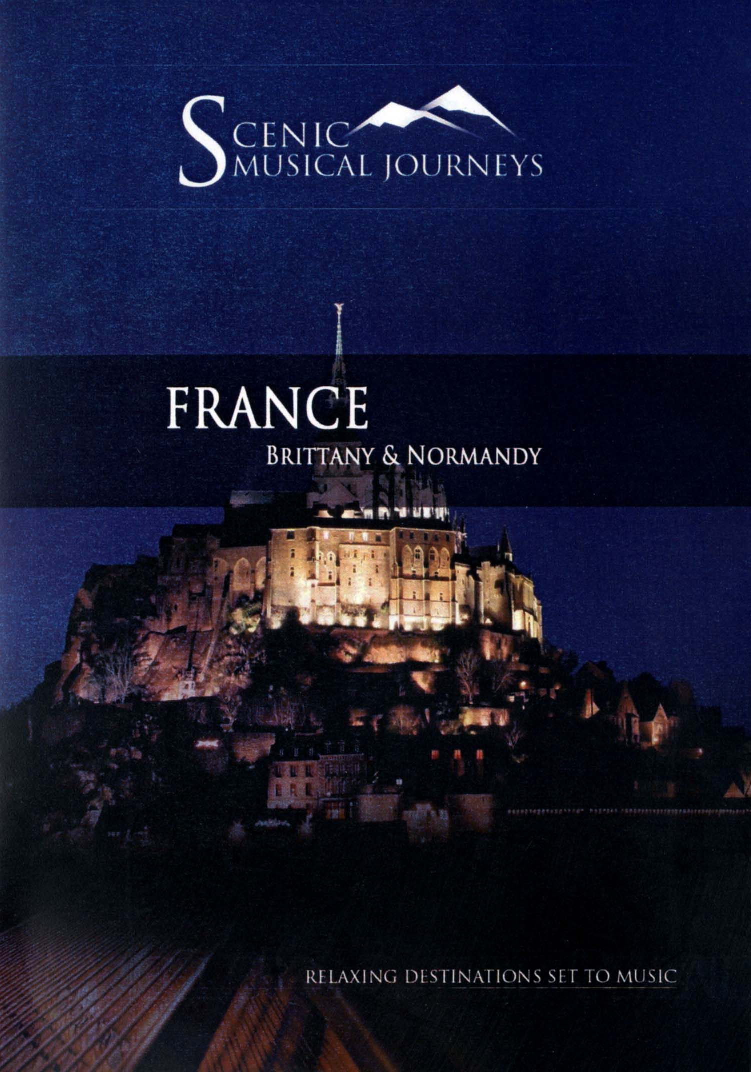 Scenic Musical Journeys: France - Brittany & Normandy