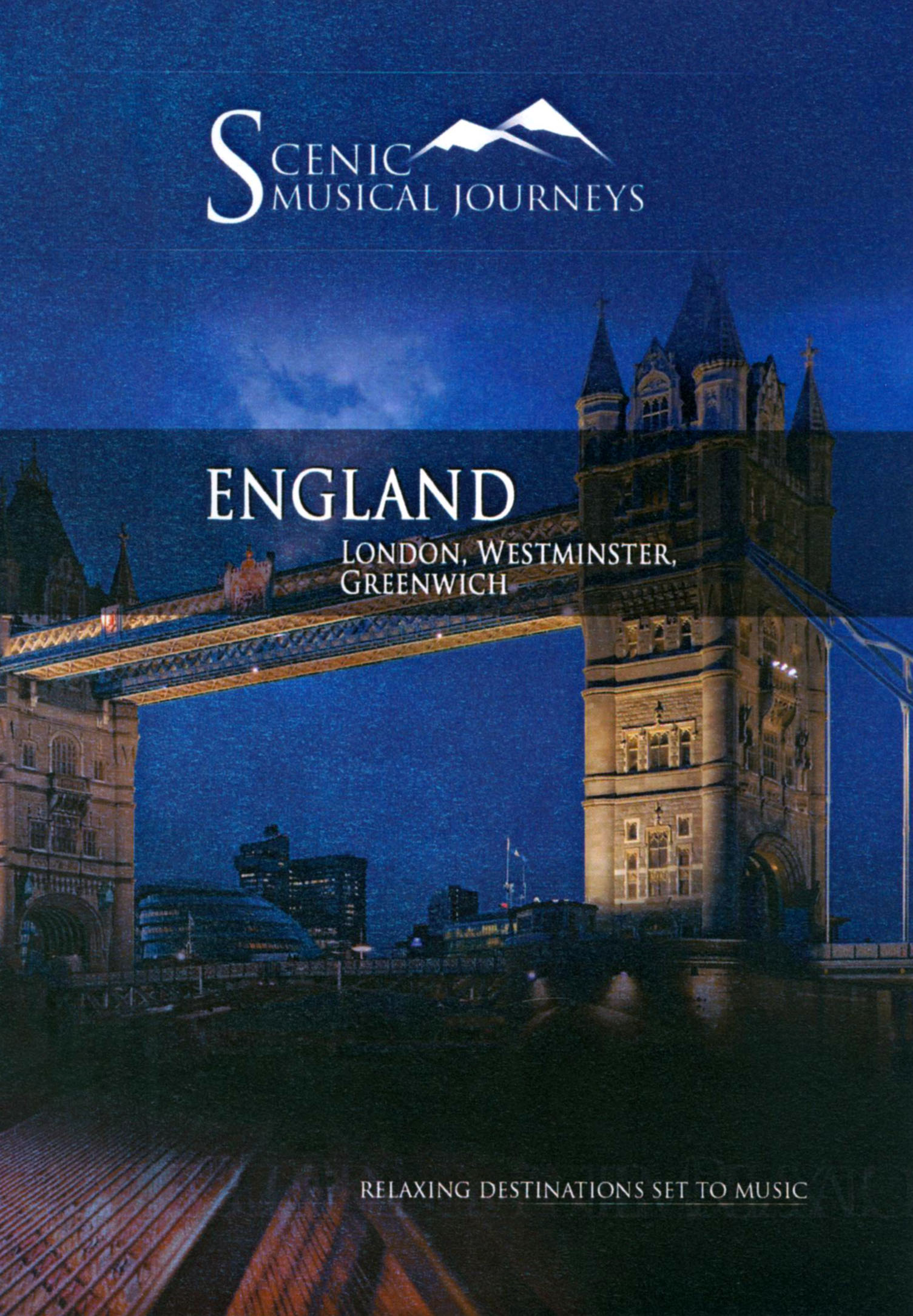 Scenic Musical Journeys: England - London, Westminster, Greenwich