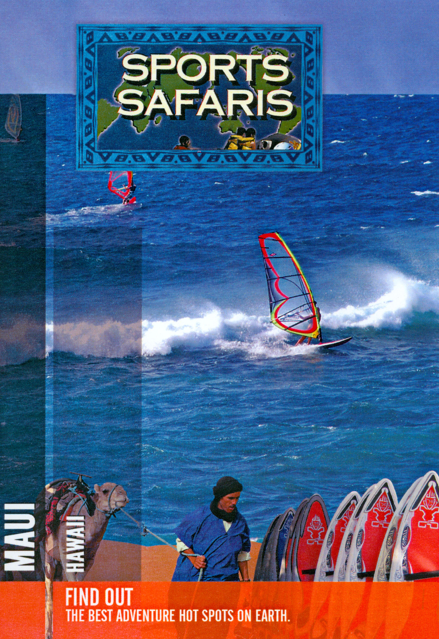 Sports Safaris: Maui Hawaii