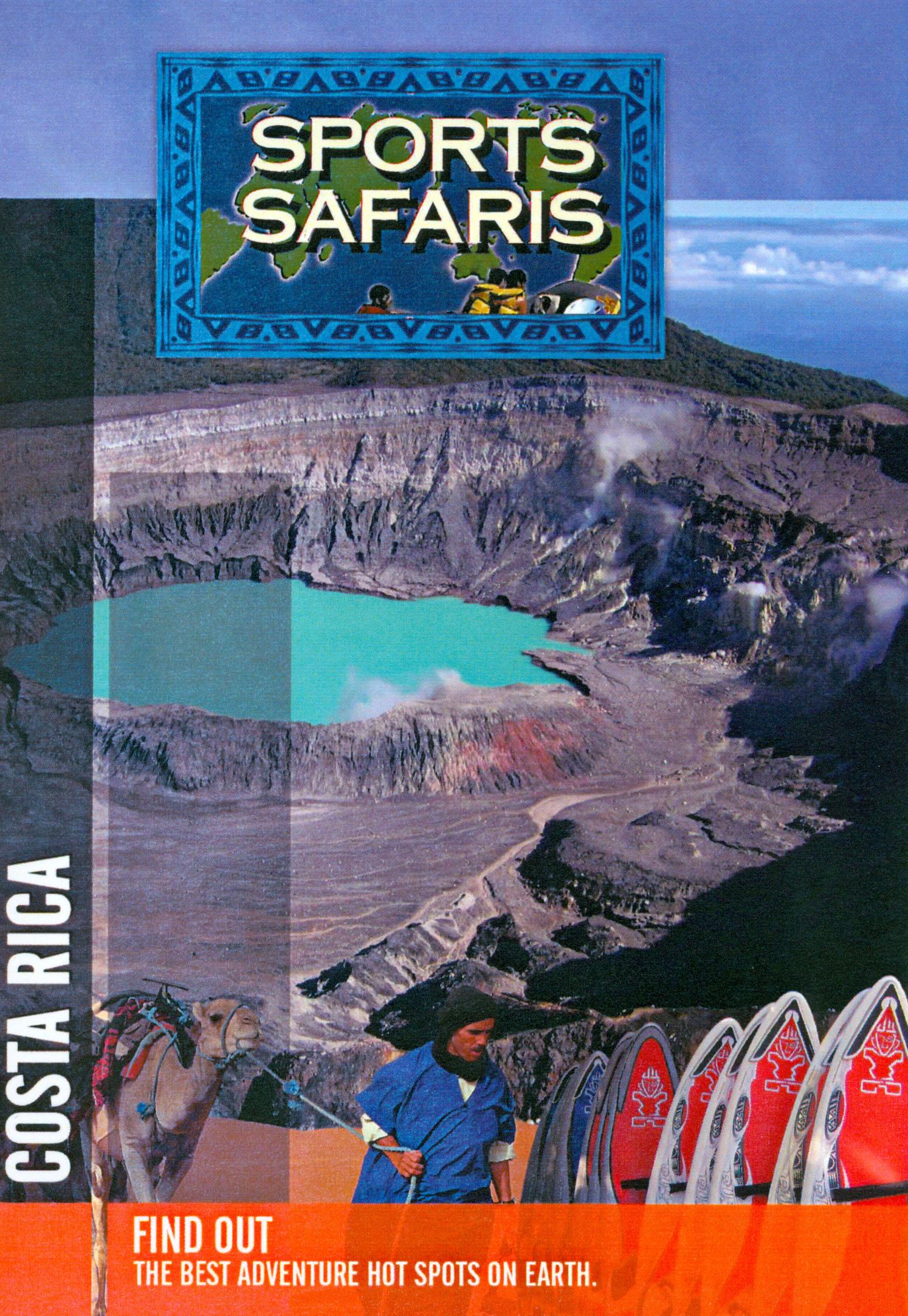 Sports Safaris: Costa Rica