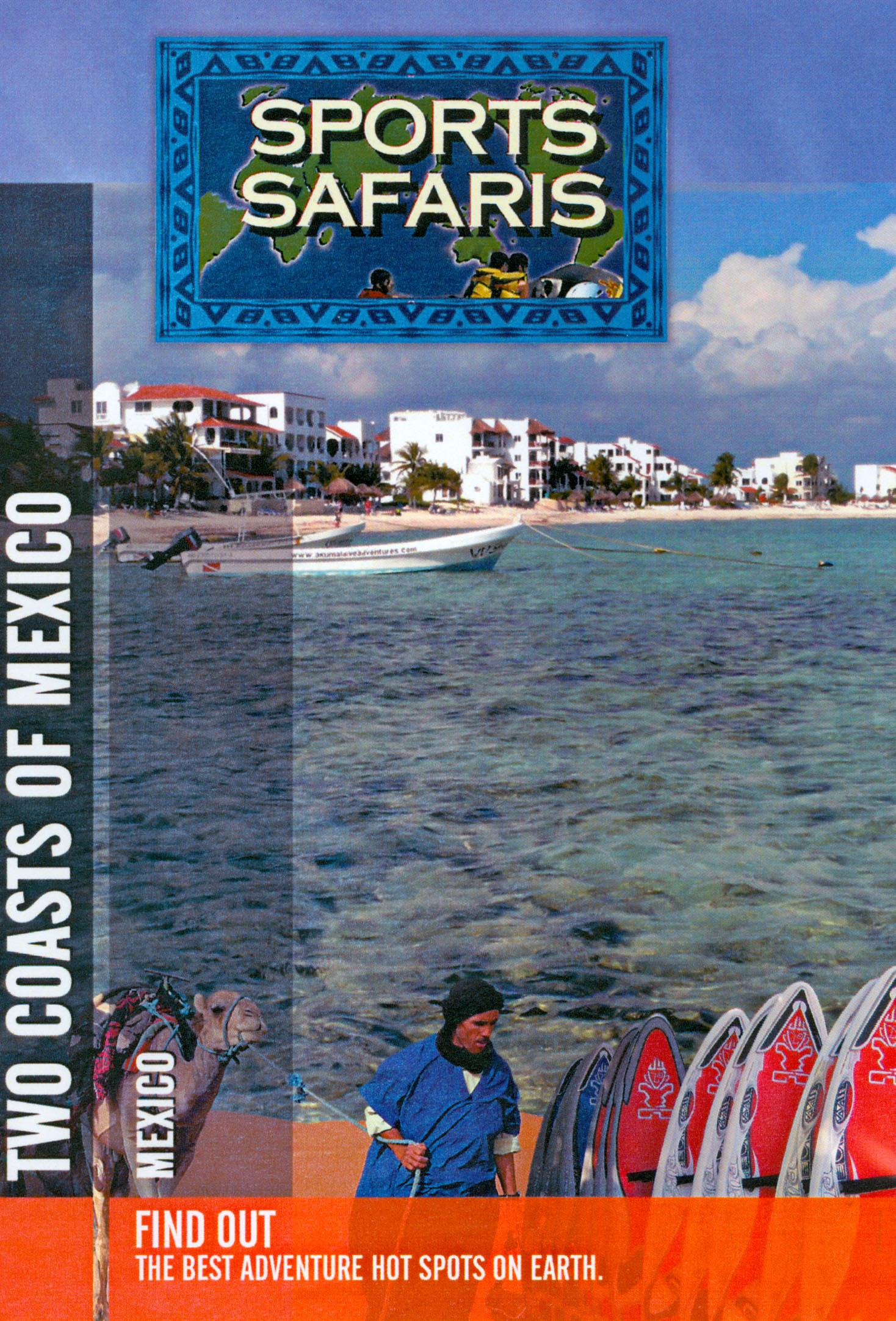 Sports Safaris: Two Coasts of Mexico - Mexico
