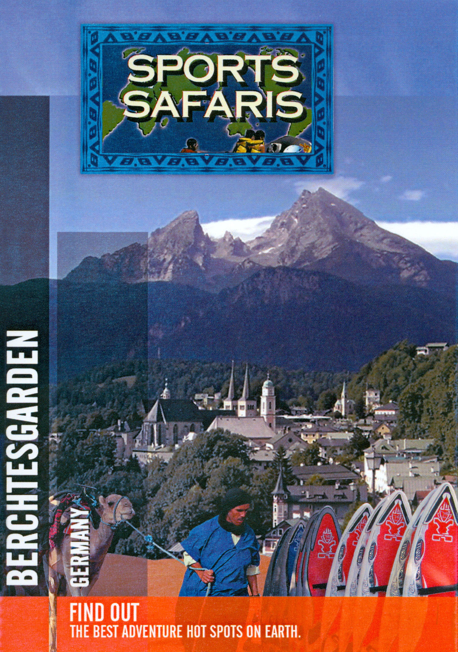 Sports Safaris: Berchtesgarden - Germany