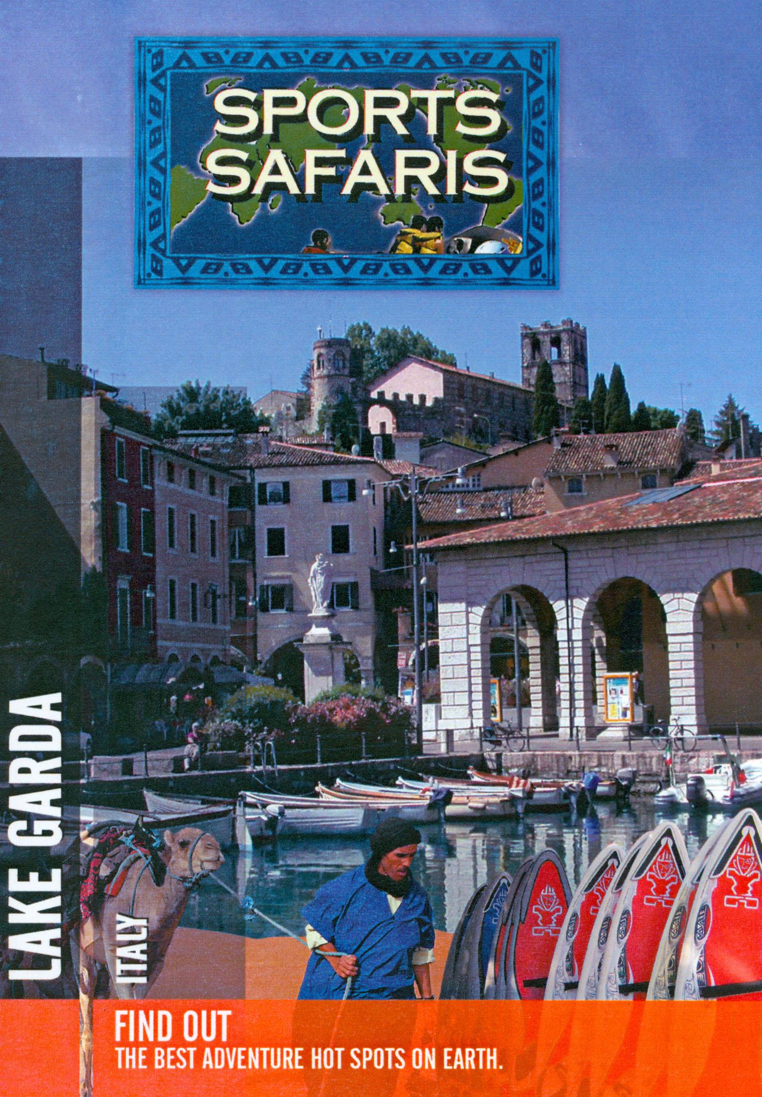 Sports Safaris: Lake Garda - Italy