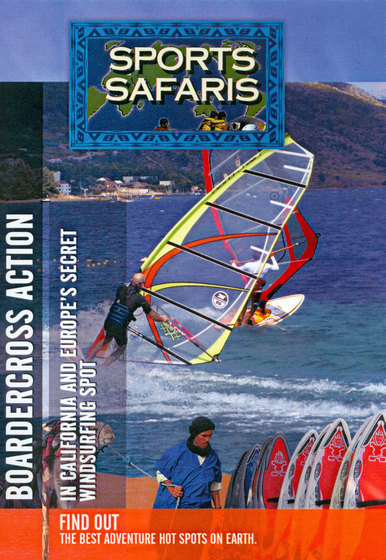 Sports Safaris: Boardercross Action