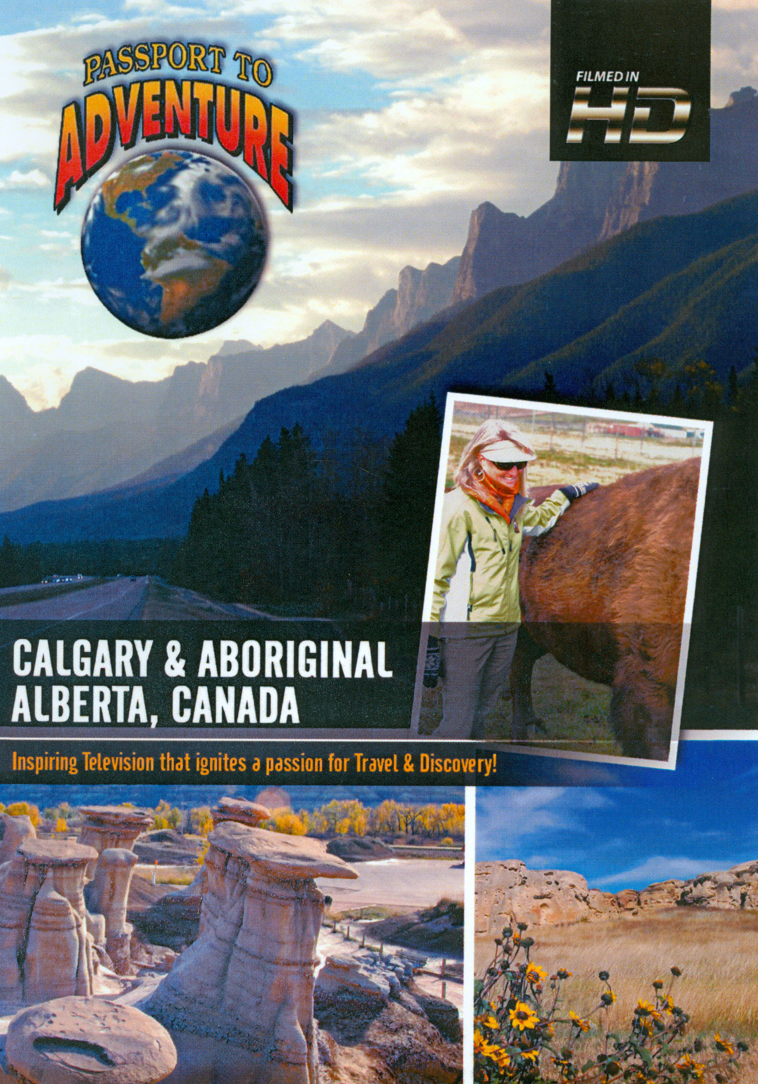 Passport to Adventure: Calgary & Aboriginal Alberta, Canada