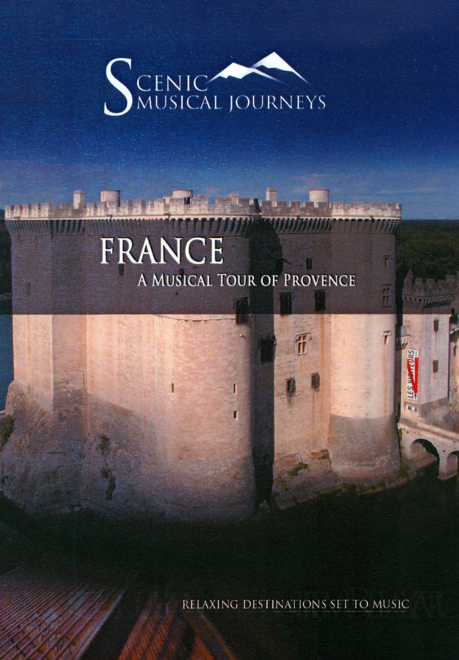 Scenic Musical Journeys: Spain - A Musical Tour of Provence