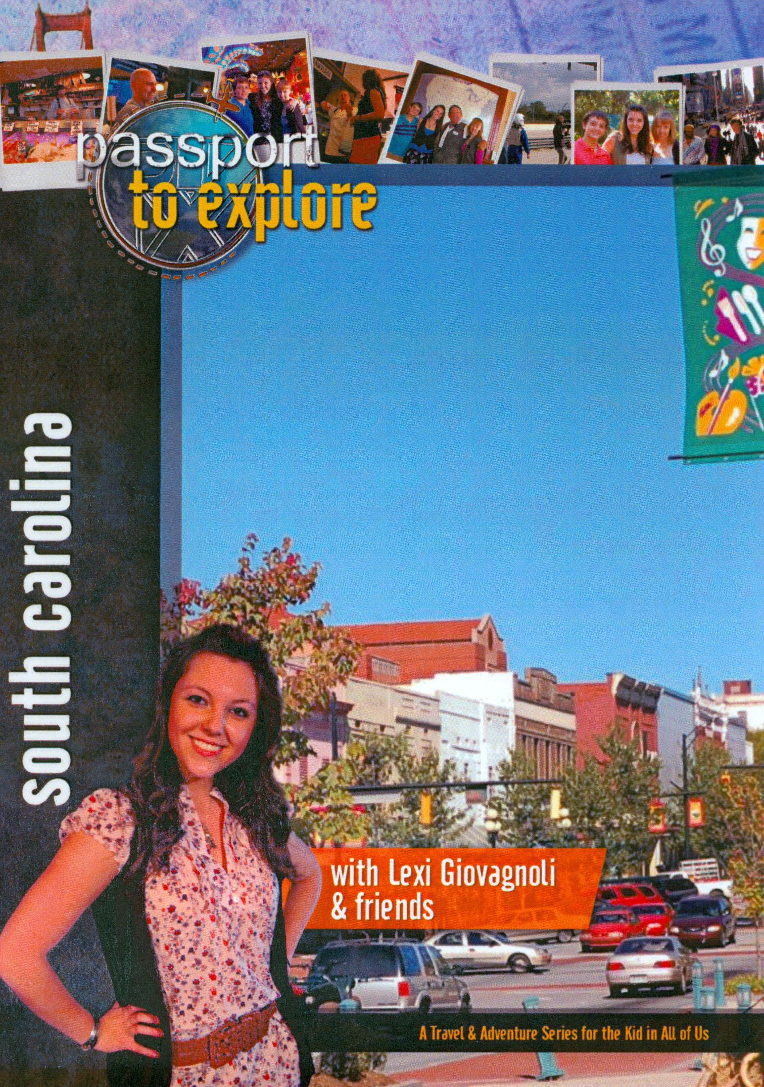 Passport to Explore: South Carolina