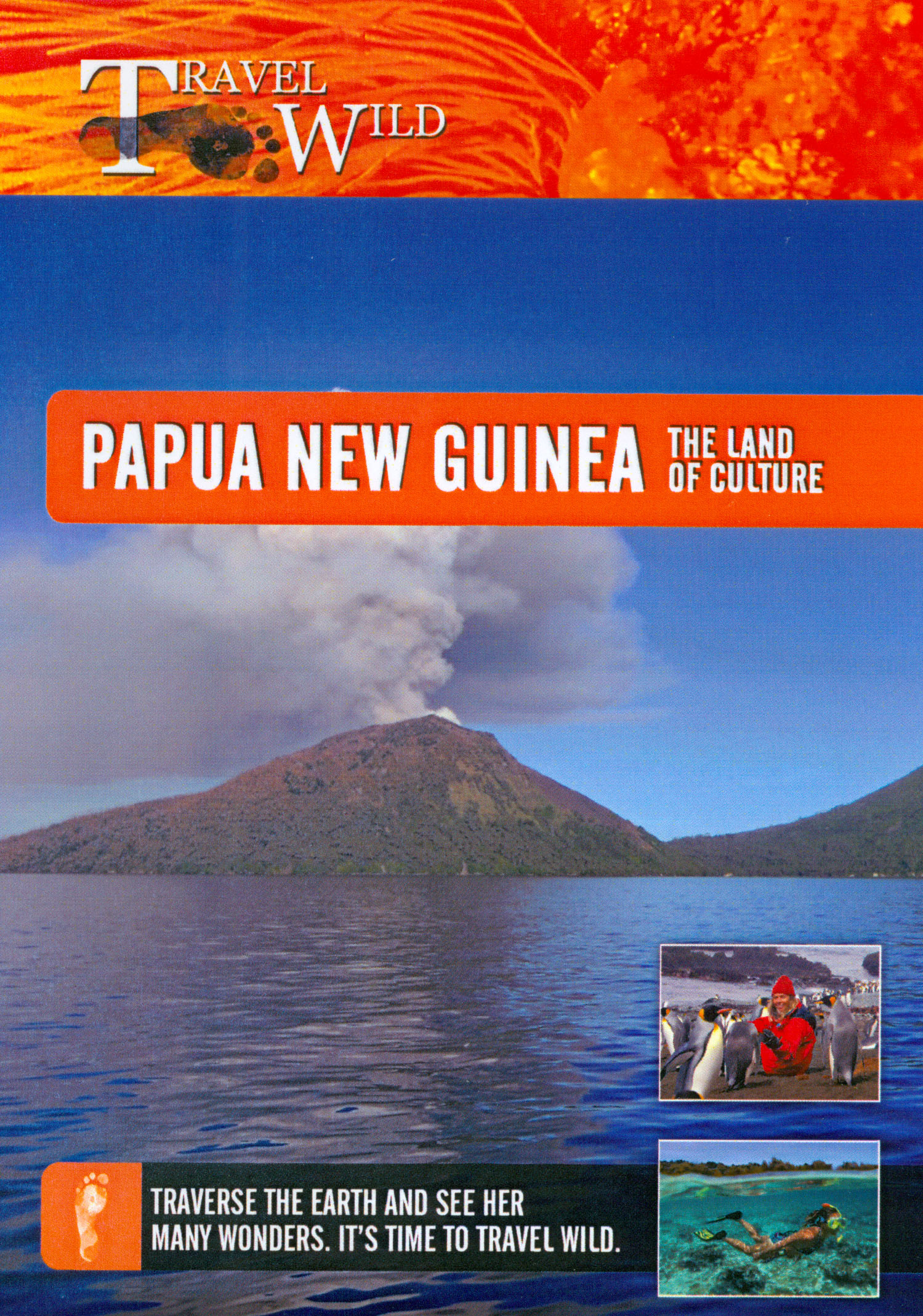 Travel Wild: Papua New Guinea - The Land of Culture
