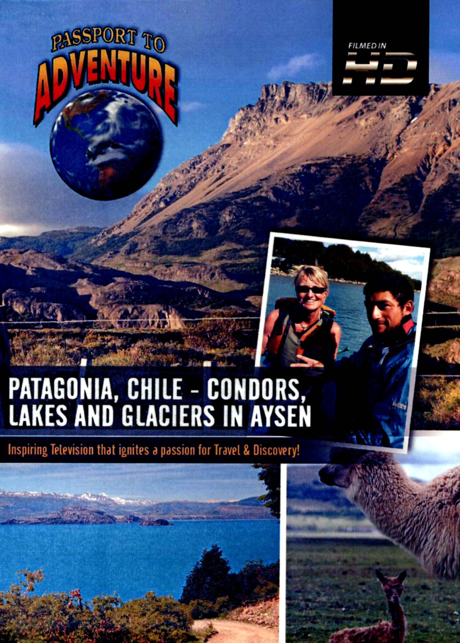 Passport to Adventure: Patagonia, Chile - Condors, Lakes and Glaciers in Aysen