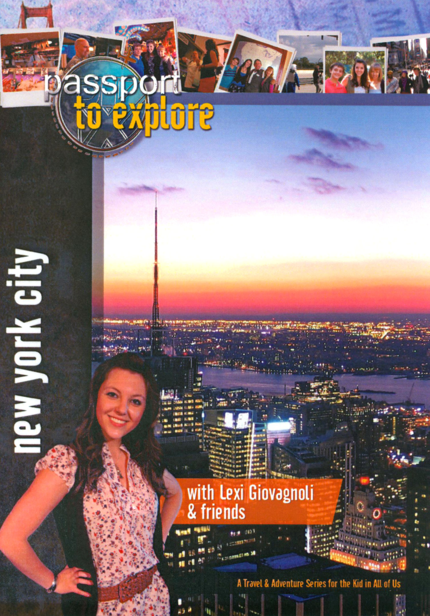 Passport to Explore: New York City