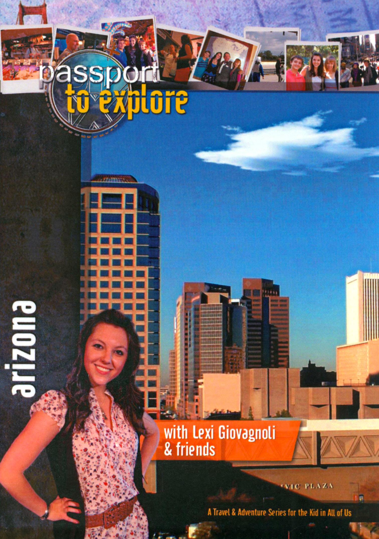 Passport to Explore: Arizona