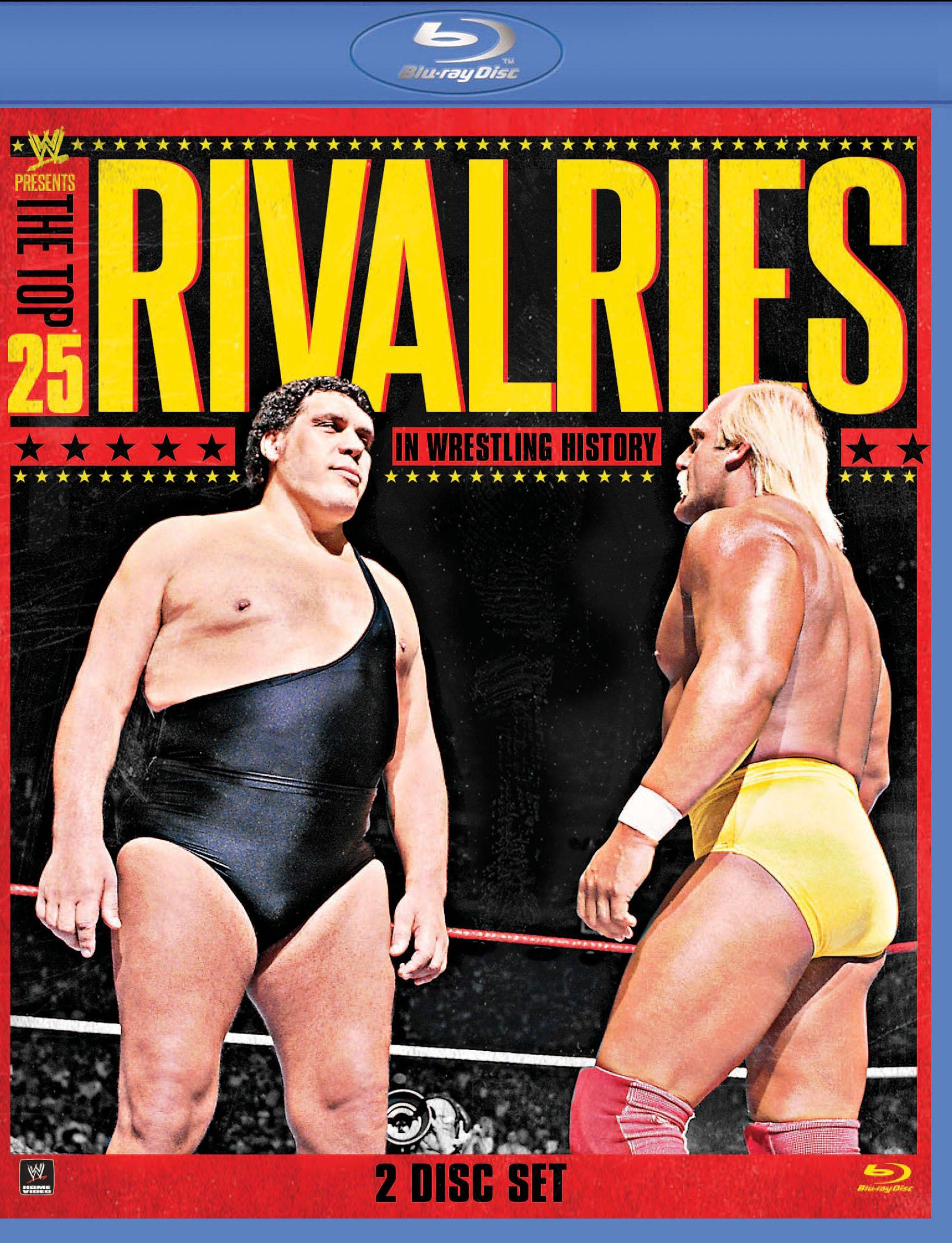 WWE: Top 25 Rivalries