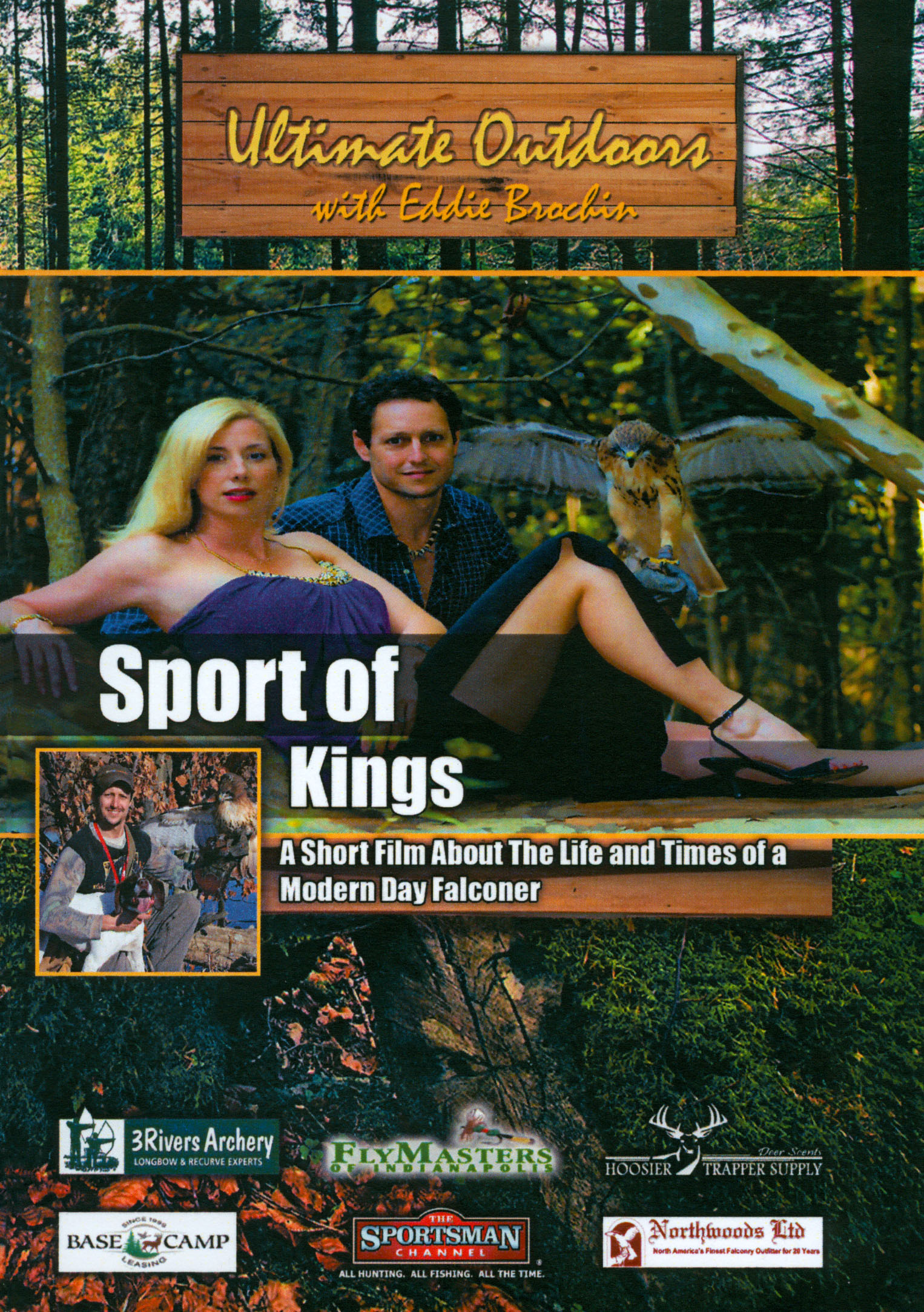 Ultimate Outdoors With Eddie Brochin: Sport of Kings