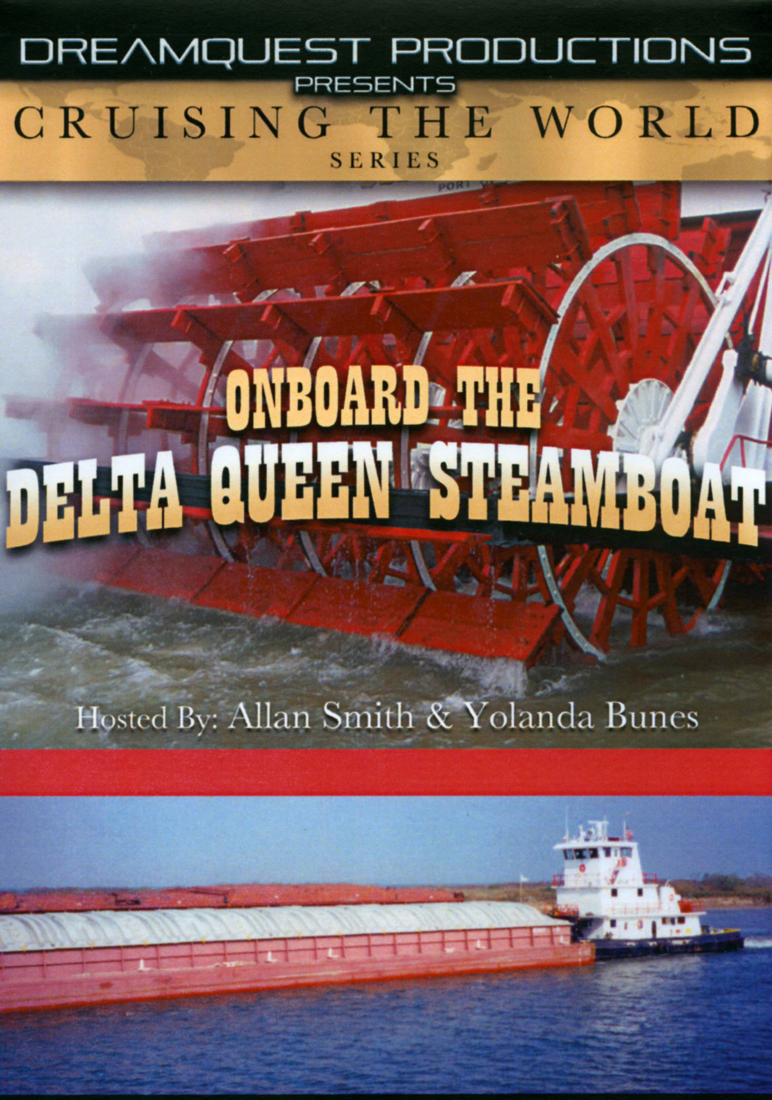 Cruising The World: Onboard the Delta Queen Steamboat