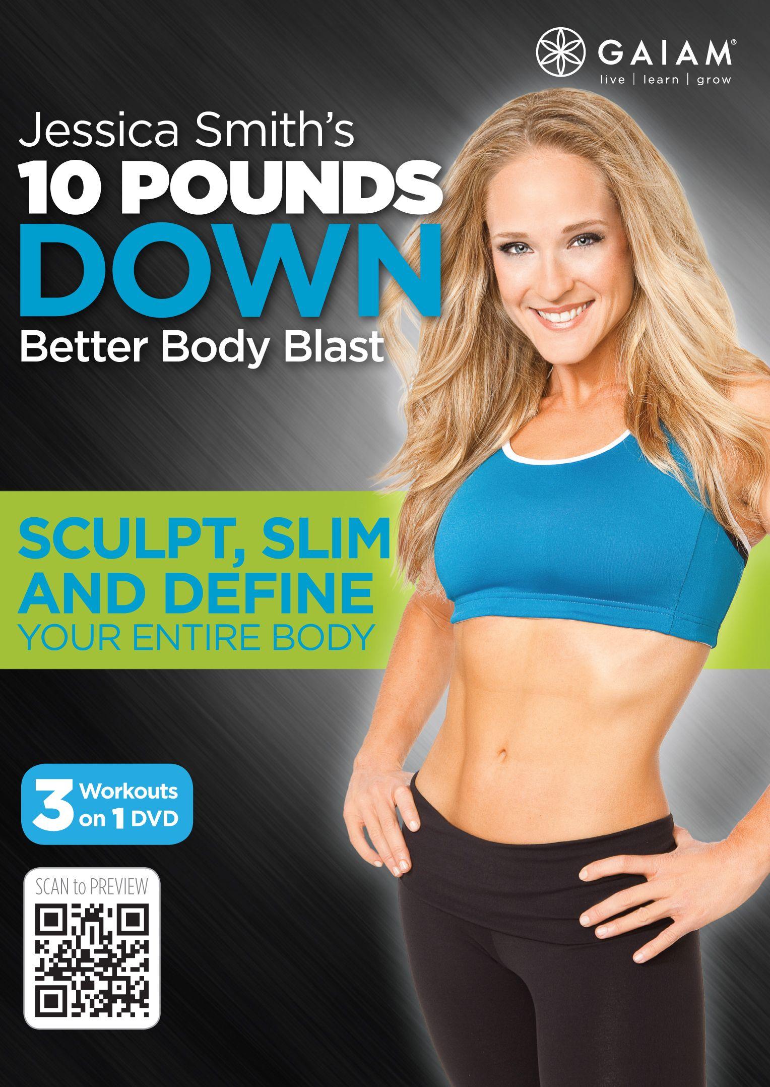 Jessica Smith's 10 Pounds Down Better Body Blast